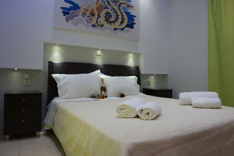 Ξενοδοχείο Anemi Apartments