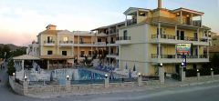 Contest for a free 7-day in Zakynthos ALAMIS APARTMENTS